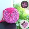 Crochet DIY Kit for Crossbody Sling Bag