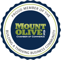 Proud Member of the Mount Olive Chamber of Commerce