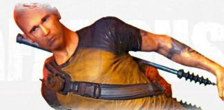inFamous 2 - Hero Edition Banner