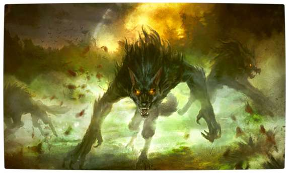 Vamers - Review - TCG - Magic The Gathering - Innistrad - Werewolf