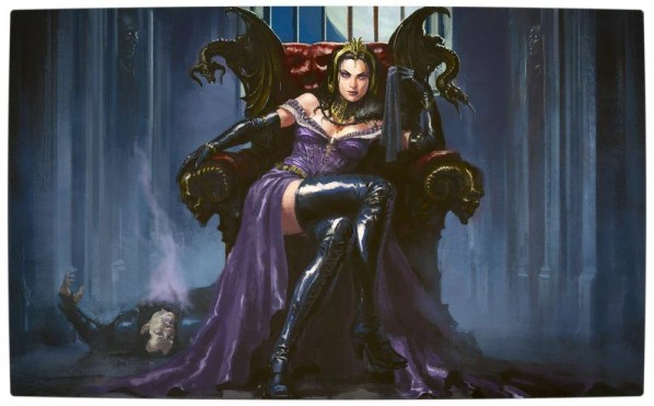 Vamers - Review - TCG - Magic The Gathering - Innistrad - Witch