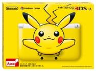 Pikachu Nintendo 3DS XL - Packaging