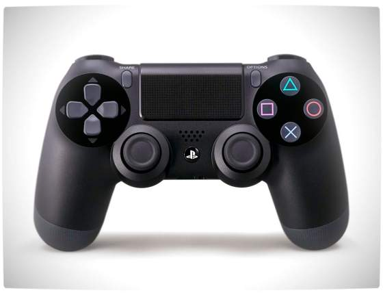 Vamers - FYI - Gaming - PlayStation 4 DualShock 4 01