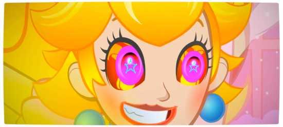 Vamers - Fandom - Super Mario Busters - Demonic Princess Peach