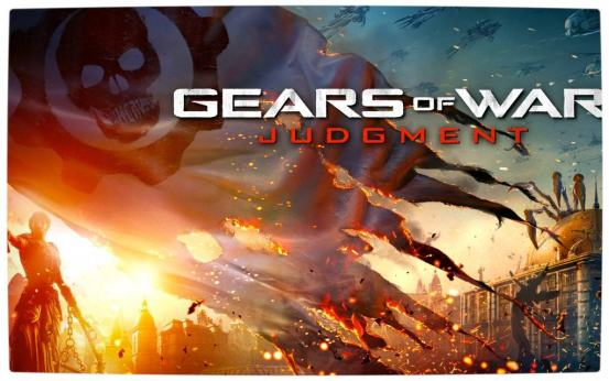 Vamers - Gears of War Judgement Competition - Win a Samsung 3D TV and Microsoft Points