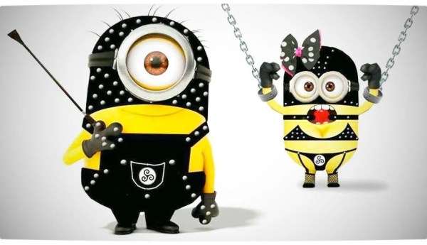 Vamers - Artistry - 50 Shades of Minions