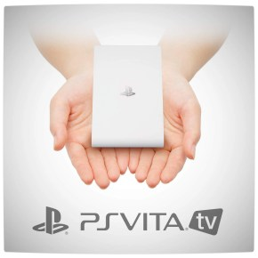 Vamers - FYI - Video Games - Sony Announced the PlayStation Vita TV - Main
