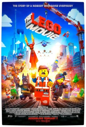Vamers - FYI - Movies - The LEGO Movie [Official Trailer] - Official Poster