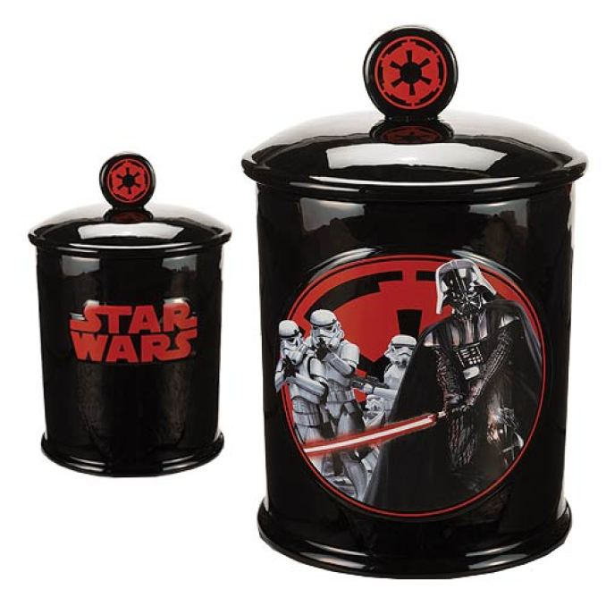 Vamers - Geekmas Gift Guide - Darth Vader Cookie Jar
