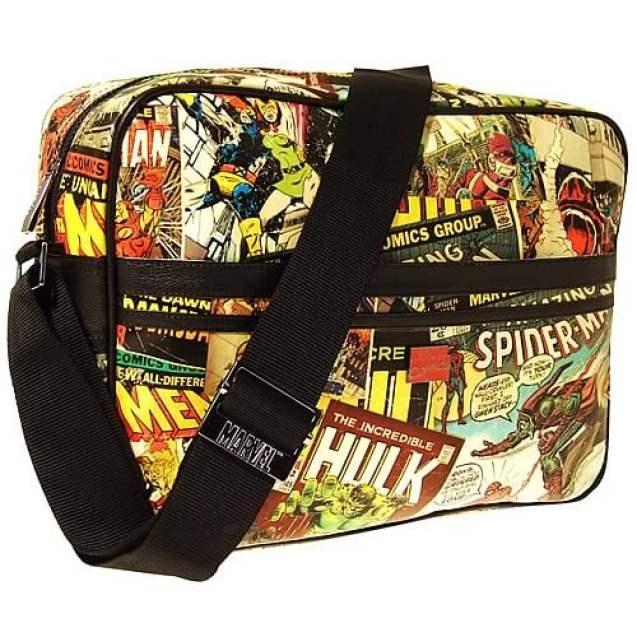 Vamers - Geekmas Gift Guide - Retro Marvel Bag