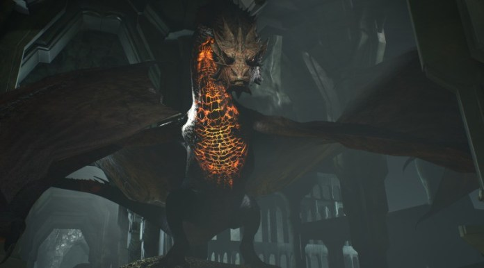 Vamers - FYI - Gaming - Explore Smaug's cave in Virtual Reality with Thief In Shadows 01
