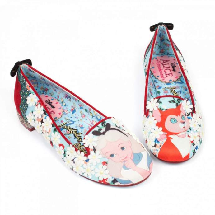 Vamers - Lifestyle - Fashion - Step into Wonderland with these Irregular Disney Inspired Shoes - Curiouser 01