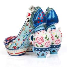 Vamers - Lifestyle - Fashion - Step into Wonderland with these Irregular Disney Inspired Shoes - One Lump or Two 03