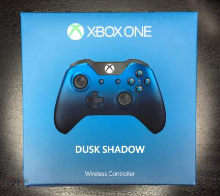 Vamers - FYI - Gaming - Gadgets - Xbox One Dusk Shadow Controller Gorgeously Celebrates Nightfall - 02