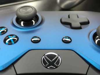 Vamers - FYI - Gaming - Gadgets - Xbox One Dusk Shadow Controller Gorgeously Celebrates Nightfall - 06