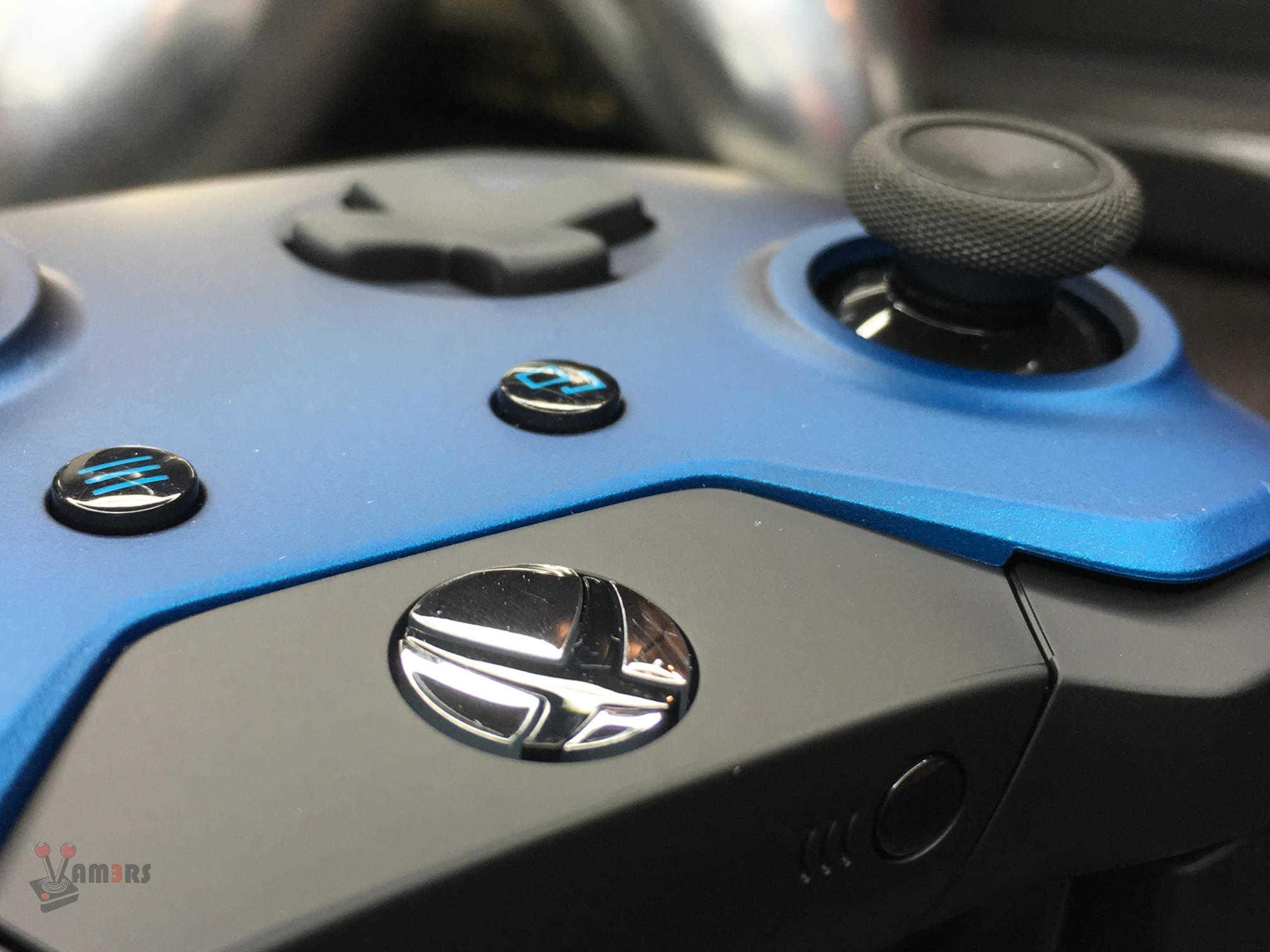 Xbox One Dusk Shadow Controller Celebrates Nightfall