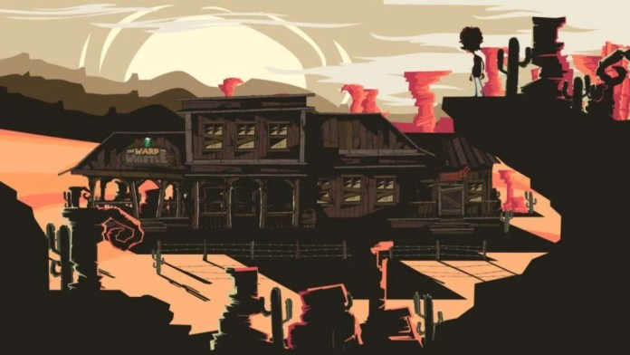 Vamers - FYI - Gaming - Local is Lekker - Get Lost in the Pixelverse with Jengo a South African Made Point and Click Adventure - In game capture