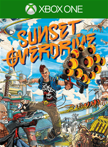 Vamers - FYI - Gaming - Xbox Games with Gold for April 2016 - Sunset Overdrive