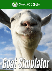Vamers - FYI - Gaming - Xbox Games with Gold for June 2016 - Goat Simulator