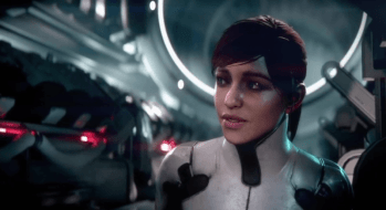 Vamers - FYI - Gaming - EA and Bioware Offer New Glimpse of Mass Effect Andromeda - Female Avatar
