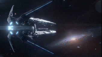 Vamers - FYI - Gaming - EA and Bioware Offer New Glimpse of Mass Effect Andromeda -New Ships
