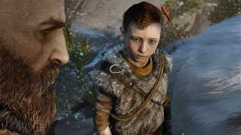 Vamers - FYI - Gaming - Kratos is back and Manlier than ever in God of War. He is also a Dad - 03