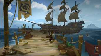 Vamers - FYI - Gaming - Sea of Thieves Lets You Roam the Oceans with Your Friends as a Pirate - Banner - 02