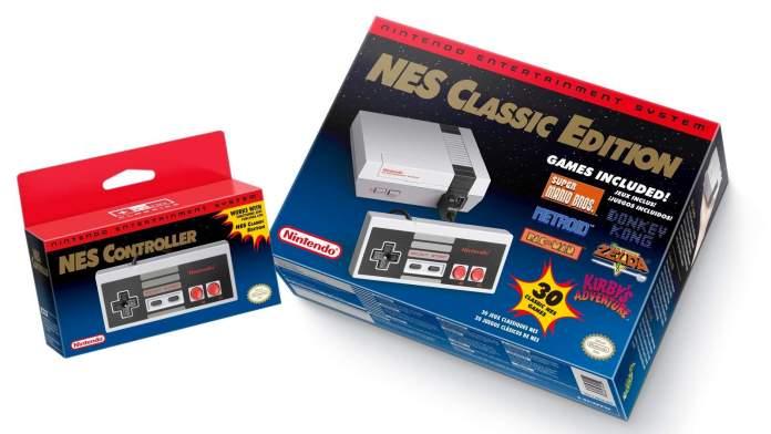 Vamers - FYI - Gaming - Gadgetology - Details and Price of Nintendo's NES Classic Edition - Banner 01