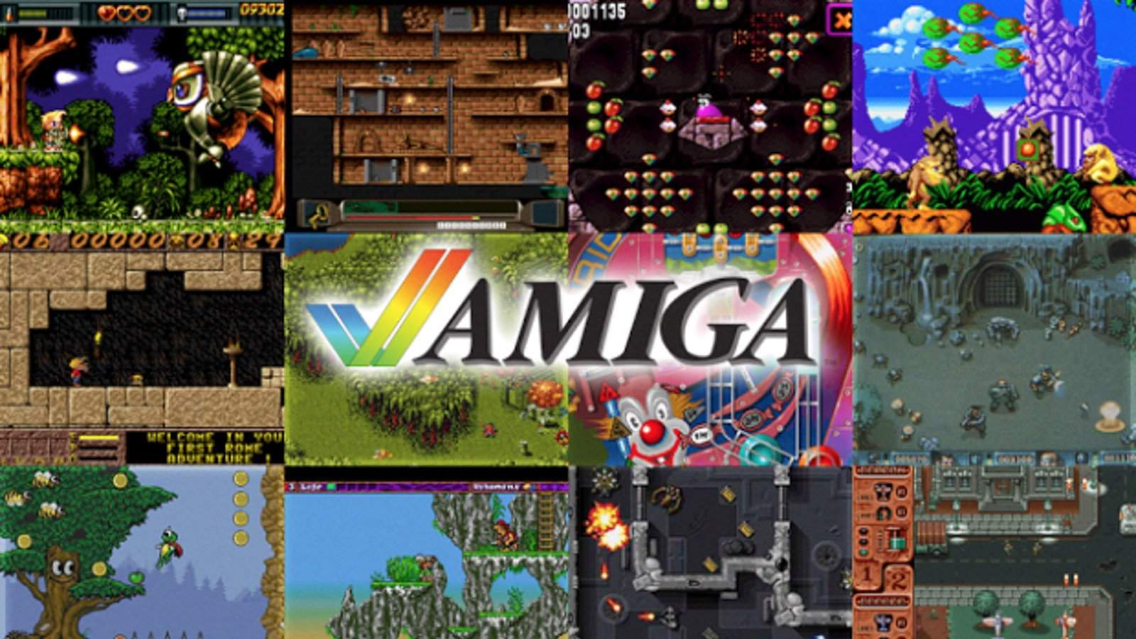 Over 10,000 Amiga Games Now Available For Free Online