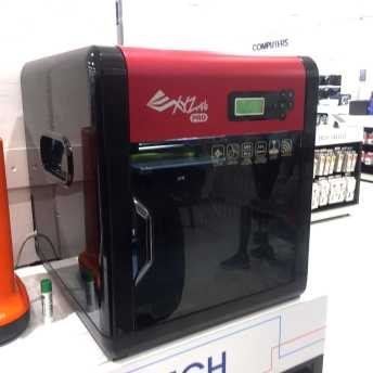 Vamers - FYI - Events - Gadgetology - Tech - Dionwired Tech Trends Event Roundup - XYZ 3D Printer All In One