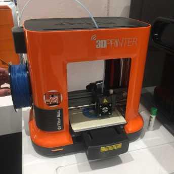 Vamers - FYI - Events - Gadgetology - Tech - Dionwired Tech Trends Event Roundup - XYZ 3D Printer Da Vinci Mini