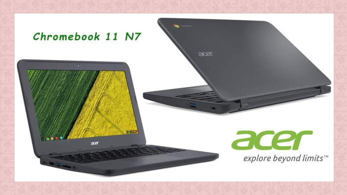 Vamers - FYI - Gadgetology - Acer unveils its tough-as-nails Chromebook 11 N7 - 01