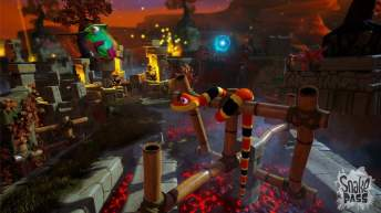 Vamers - FYI - Video Gaming - Independent Gaming - Xbox Play Anywhere Snake Pass slithers Xbox One and Windows 10 - 02
