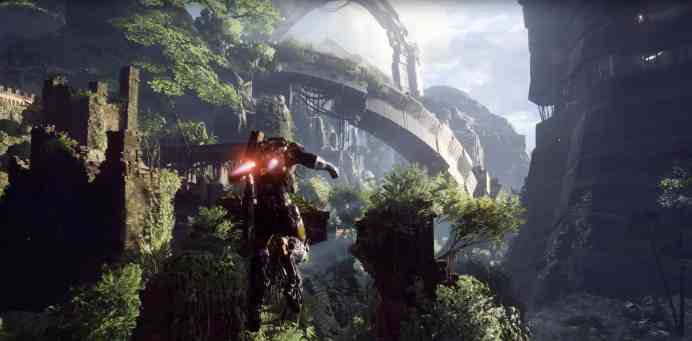 Vamers - FYI - Gaming - E3 2017 - BioWare Anthem Official Gameplay - Inline 06
