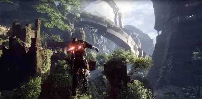 Vamers - FYI - Gaming - E3 2017 - BioWare Anthem Official Gameplay - Inline 06