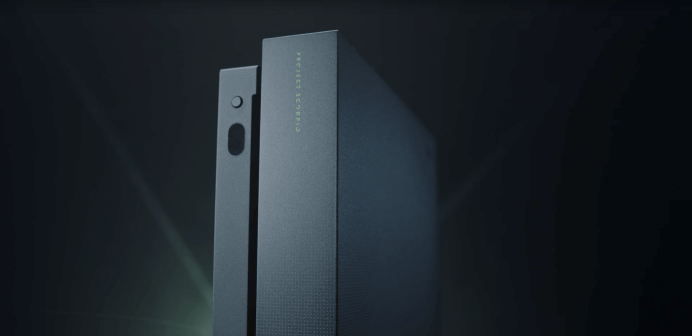 Vamers - FYI - Gaming - Hardware - Xbox One X Project Scorpio Edition Revealed and Pre-Orders Now Live - 7