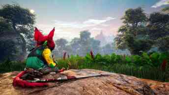 Vamers - FYI - Video Gaming - BioMutant is THQNordic's latest open-world RPG - 01