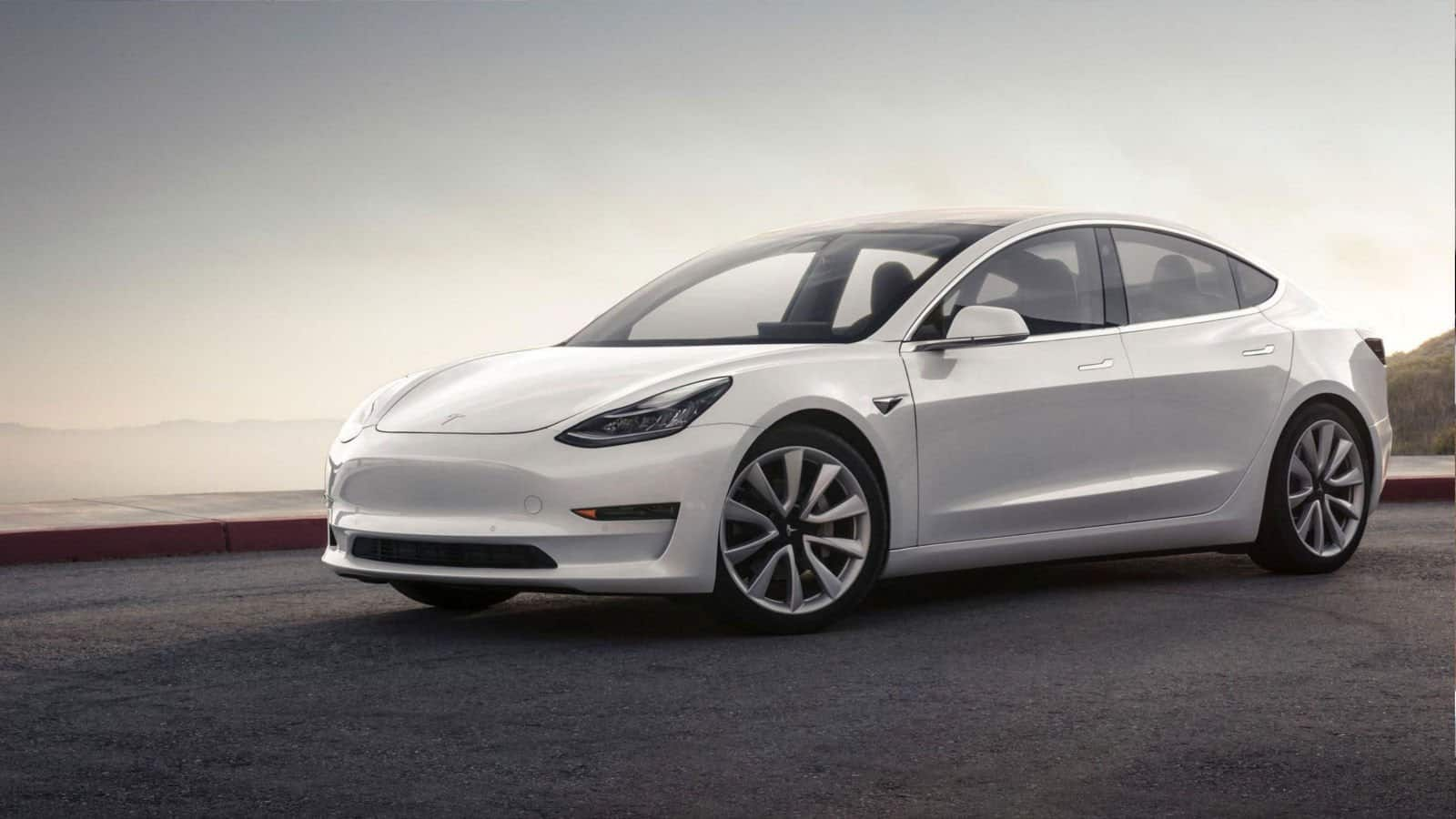 Tesla Model 3 is the company\'s first entry-level, \