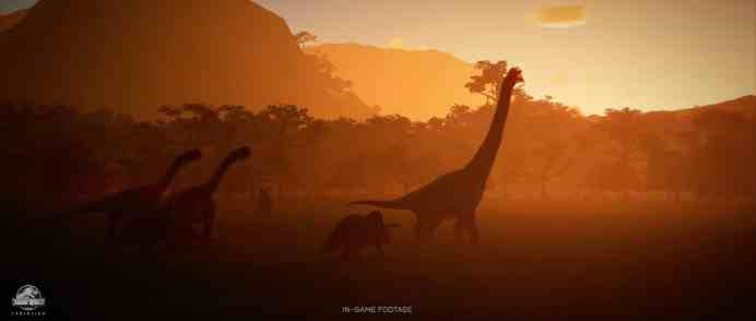 Vamers - Gaming - Jurassic World Evolution's first in-game footage is Wondrous - 3