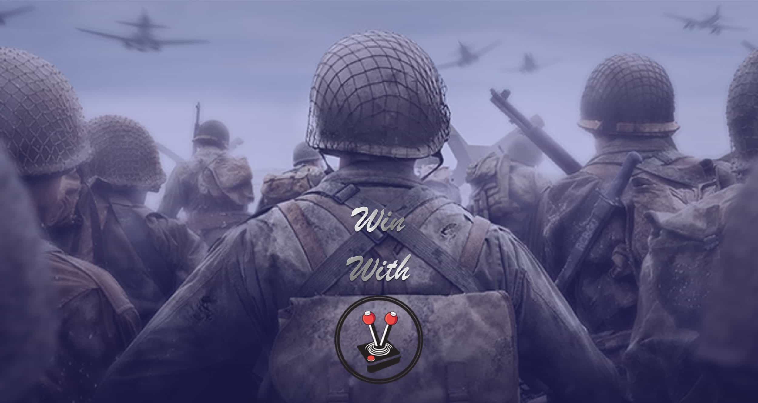 Win With Vamers Digital Copy Of Call Of Duty World War