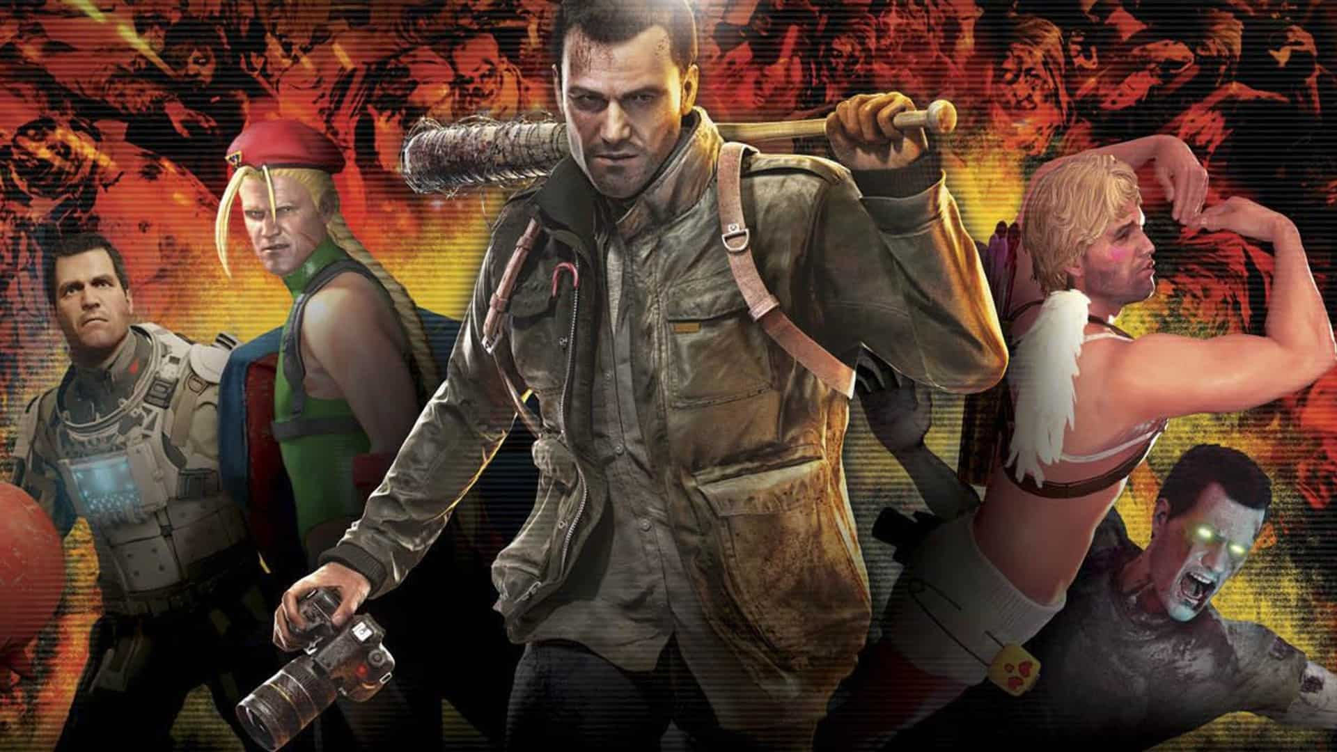 Dead Rising 4 Franks Big Package Is Not A Misnomer Review Playstation Frank West Returns In To Yet Another Zombie Infested Mall During Christmas Season He Feels Older And Wiser This Time Around When I Say