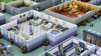 Vamers - Gaming - Theme Hospital is being reborn as Two Point Hospital - 1