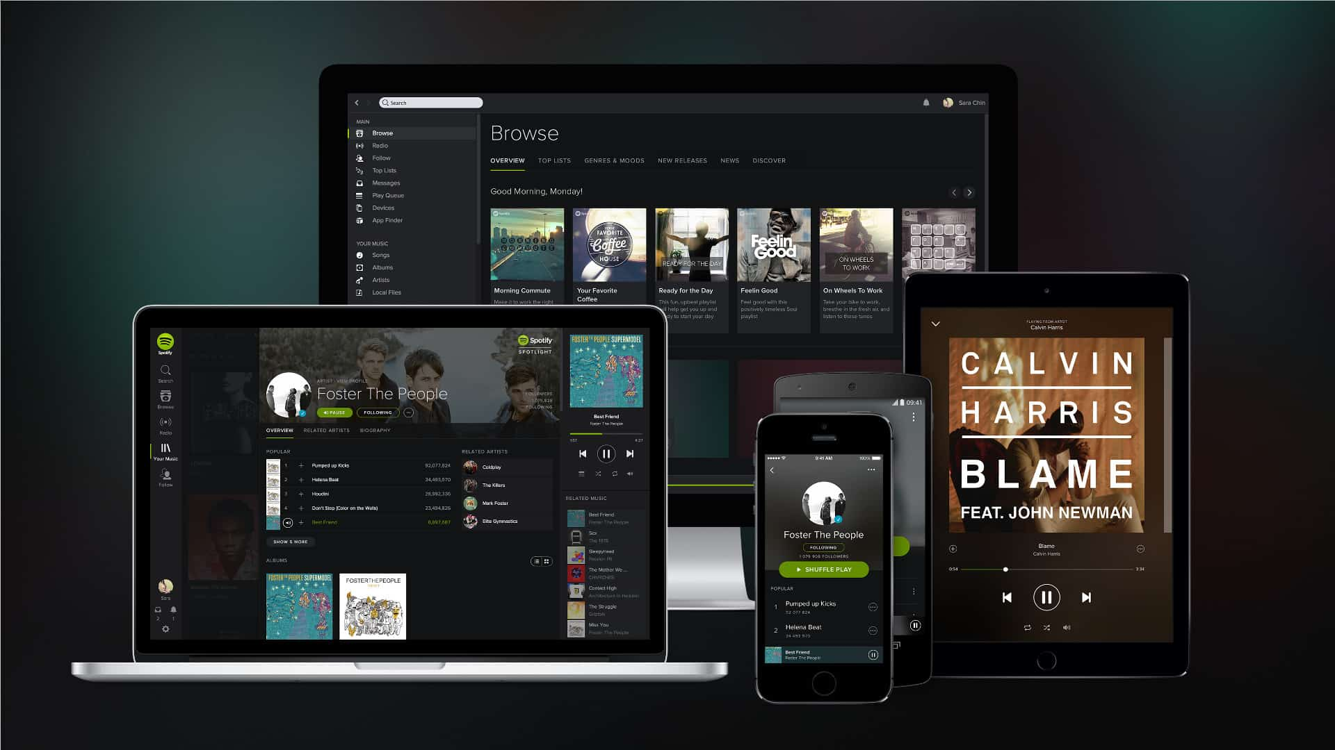 Spotify to Launch Service in Israel Monday, Report Says