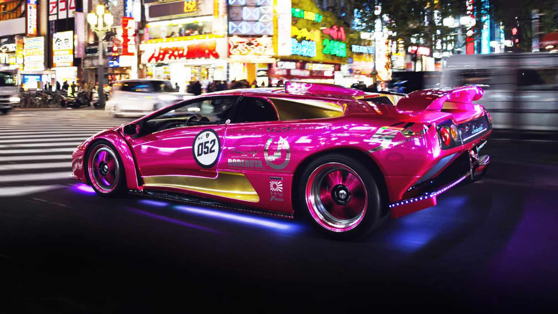 Top Gear Series 25 Episode 3 takes the guys to Japan for a