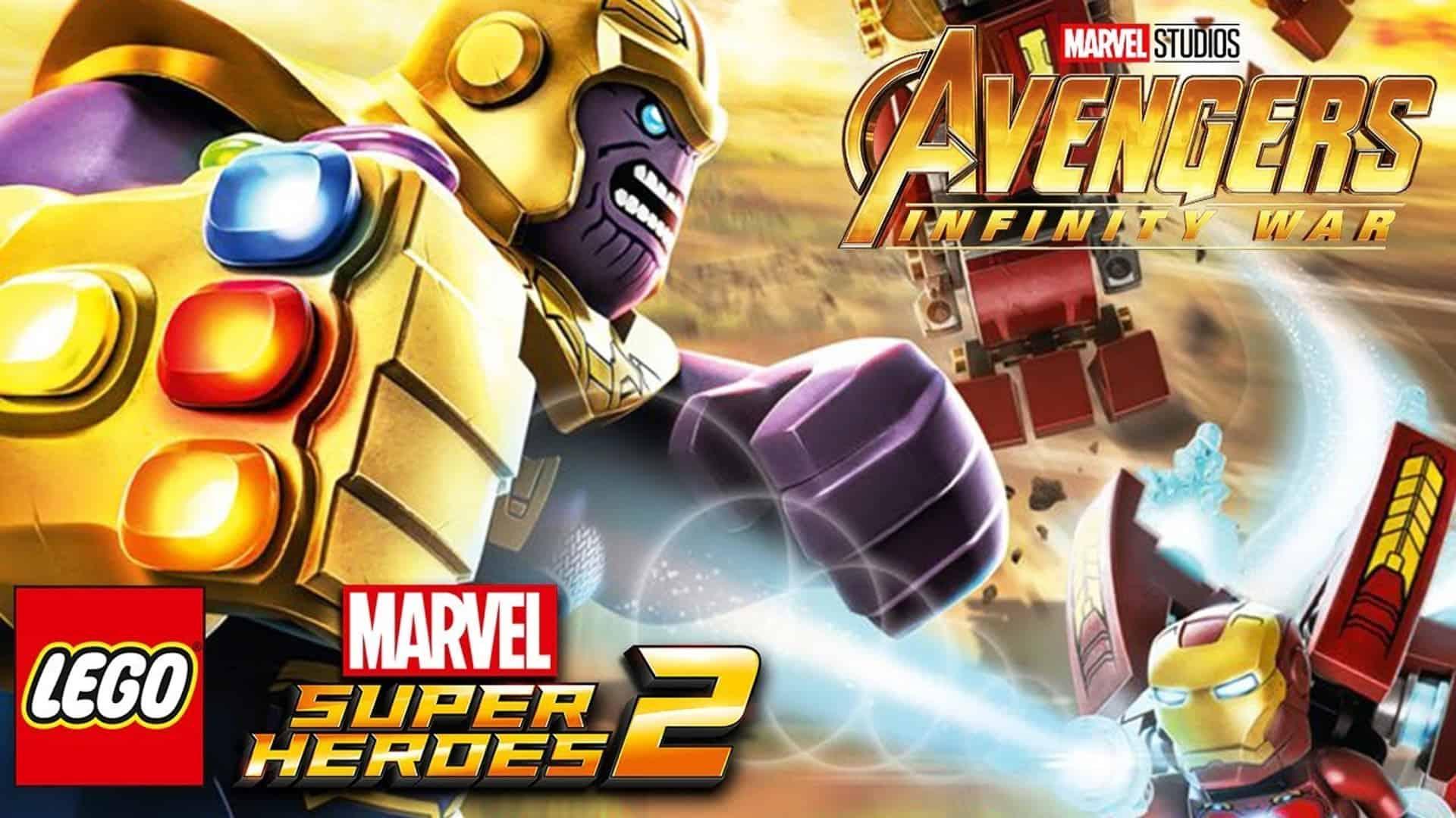 LEGO Marvel Superheroes 2 Avengers: Infinity War DLC announced