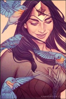 Vamers - Entertainment - Jenny Frison Comic Book Cover Artist confirmed for Comic-Con Africa 2018 - 7