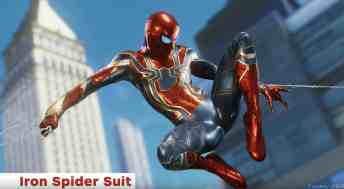 Vamers - Gaming - Every confirmed alternate suit for Marvel's Spider-Man for PlayStation 4 so far - 33