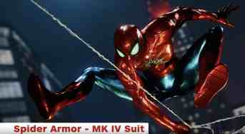 Vamers - Gaming - Every confirmed alternate suit for Marvel's Spider-Man for PlayStation 4 so far - 38