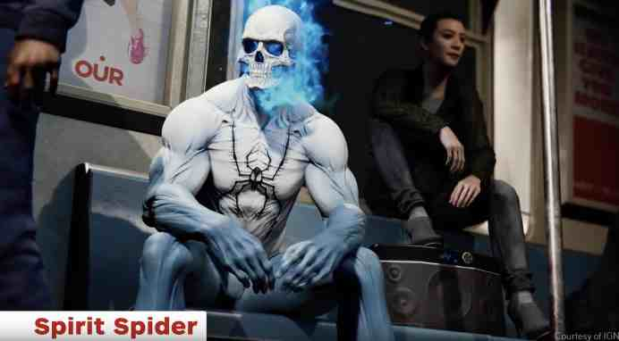 Vamers - Gaming - Every confirmed alternate suit for Marvel's Spider-Man for PlayStation 4 so far - 41