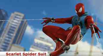 Vamers - Gaming - Every confirmed alternate suit for Marvel's Spider-Man for PlayStation 4 so far - 9